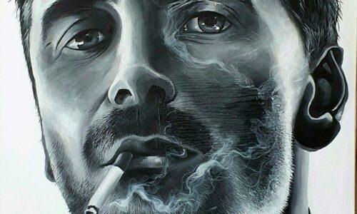 """""""SMOKING MICHAEL"""""""