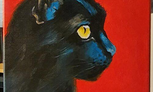 """""""CAT No.2"""""""